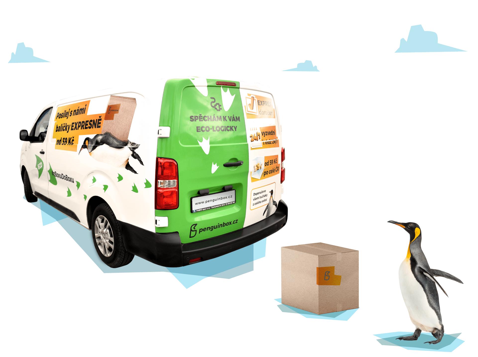 Penguin Logistic
